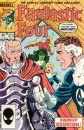 Fantastic Four (1961 1st Series) 273