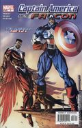 Captain America and the Falcon (2004) 3