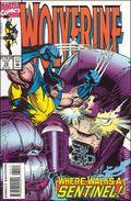 Wolverine (1988 1st Series) 72