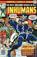 Inhumans (1975 1st Series) 9