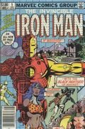 Iron Man (1968 1st Series) Annual 5