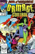 Damage Control (1989 2nd Series) 3