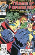 Transformers (1984 Marvel) 1st Printing 49