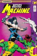 Justice Machine (1987 Comico/Innovation) 12