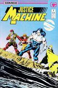 Justice Machine (1987 Comico/Innovation) 5