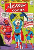 Action Comics (1938 DC) 330