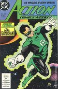 Action Comics (1938 DC) 608