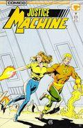Justice Machine (1987 Comico/Innovation) 17