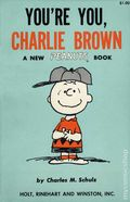 You're You, Charlie Brown SC (1968 A New Peanuts Book) 1-1ST