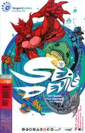 Tangent Comics Sea Devils (1997) 1
