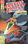 Justice Society of America (1991 1st Series) 5