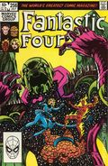 Fantastic Four (1961 1st Series) 256