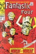 Fantastic Four (1961 1st Series) 75