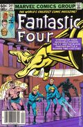 Fantastic Four (1961 1st Series) 241