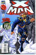 X-Man (1995) 5
