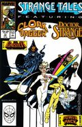 Strange Tales (1987 2nd Series) 13