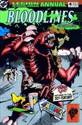 Legion of Super-Heroes (1989) Annual 4