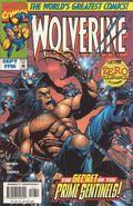 Wolverine (1988 1st Series) 116