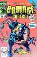 Damage Control (1989 1st Series) 4