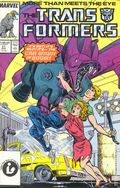 Transformers (1984 Marvel) 1st Printing 31