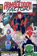 Armageddon Factor The Conclusion (1990 AC Comics) 1