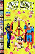 Super Heroes Stamp Album Celebrate the Century (1998) 7