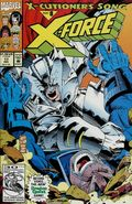 X-Force (1991 1st Series) 17U