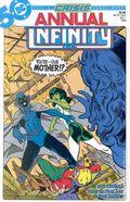 Infinity Inc. (1985) Annual 1