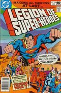 Legion of Super-Heroes (1980 2nd Series) 259