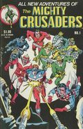 Mighty Crusaders (1983 Red Circle/Archie) 1