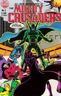 Mighty Crusaders (1983 Red Circle/Archie) 3