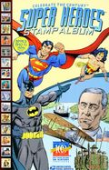 Super Heroes Stamp Album Celebrate the Century (1998) 2