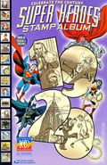 Super Heroes Stamp Album Celebrate the Century (1998) 3