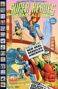 Super Heroes Stamp Album Celebrate the Century (1998) 4