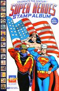 Super Heroes Stamp Album Celebrate the Century (1998) 5