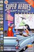 Super Heroes Stamp Album Celebrate the Century (1998) 6