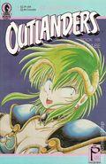 Outlanders (1988-1991 Dark Horse) 8