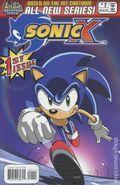 Sonic X (2005) 1