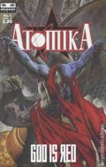 Atomika (2005 Speakeasy Comics) 2