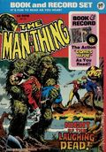 Man-Thing Book and Record Set (1974 Power Records) PR#16R