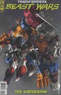 Transformers Beast Wars The Gathering (2006 IDW) 1C