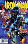 Iron Man (1998 3rd Series) 12