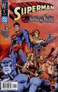 Superman Thundercats (2004) 1A