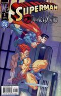 Superman Thundercats (2004) 1B