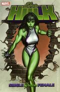 She-Hulk TPB (2004-2009 Marvel) By Dan Slott and Peter David 1-1ST
