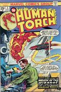Human Torch (1974 1st Series) 5
