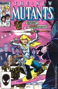 New Mutants (1983 1st Series) 34