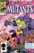 New Mutants (1983 1st Series) 50