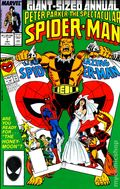Spectacular Spider-Man (1976 1st Series) Annual 7