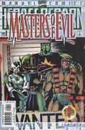 Heroes Reborn Masters of Evil (1999) 1